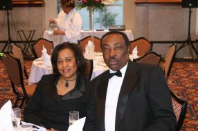 Mr. Percy Thomas and wife