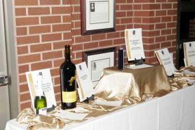 Silent Auction prizes