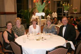 Dean Griggs, Mrs. Trish Jones, Ms. Ginger Smith, Mr. and Mrs. Spears