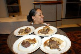 Delores Cox, Culinary Arts Student