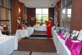 Items up for the Silent Auction