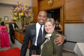 Mr. Nathan Johnson and Mrs. Vicky Jones