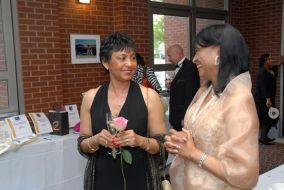 Mrs. Catherine Wright and Mrs. Arlinda Knight