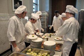 Dish preparation