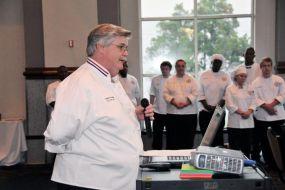 Chef Robert Cawley