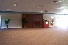 (After photo) Auditorium, E. Sharpe Student Center