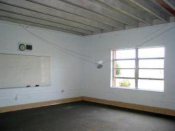 (Before photo) Classroom, EMS-Building E