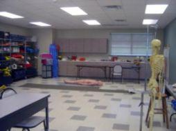 (After photo) Paramedic Lab, EMS-Building E