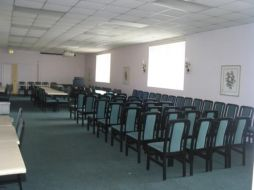 (Before photo) Classroom, Joseph Dickerson Educational Center