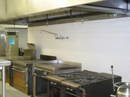 (Before photo) Kitchen, Joseph Dickerson Educational Center