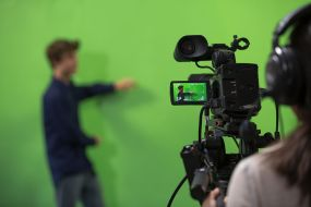Video production is offered at Trenholm as part of the Graphic Design curriculum.