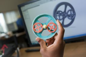 Students with 3D printing knowledge will be poised for jobs in a variety of technology sectors.