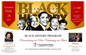 Black History Month Program 02-28-2017