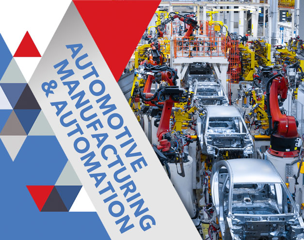 Automotive Manufacturing & Automation Banner