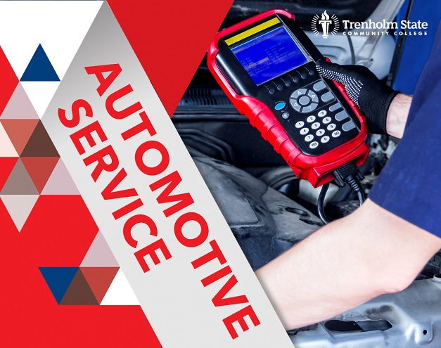 Automotive Service Banner