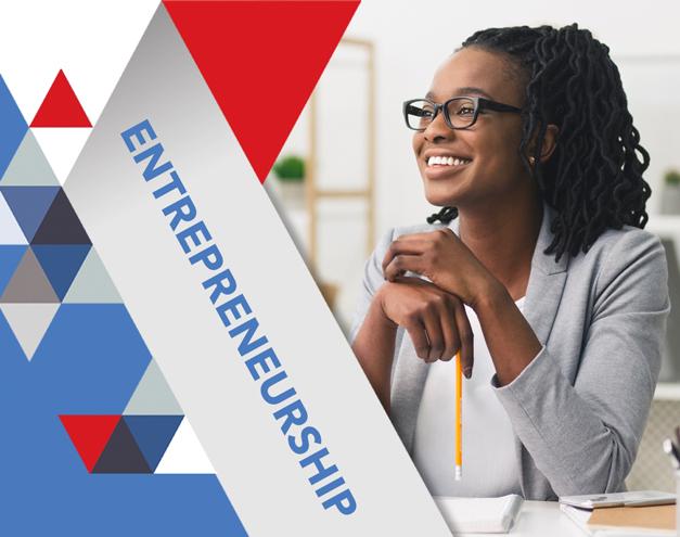 Entrepreneurship Banner