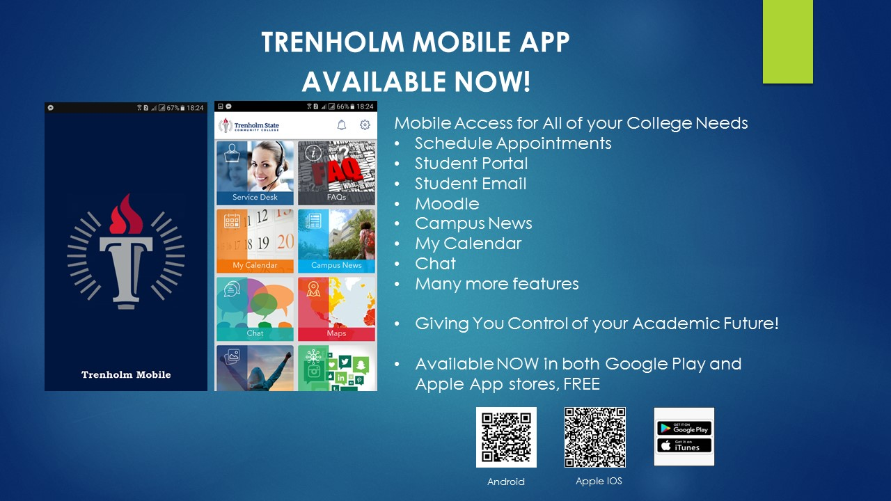 My Trenholm Trenholm State Community College
