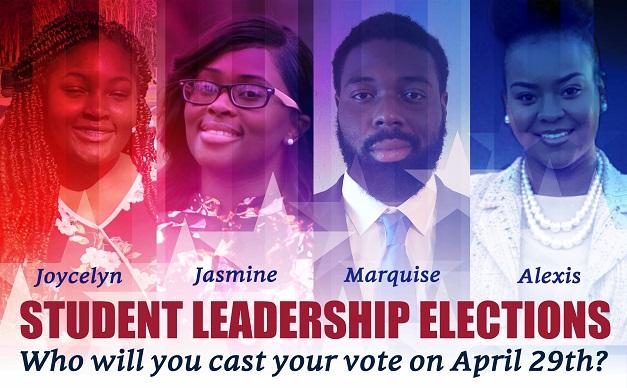 Student Leadership Banner