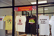 Messages of Freedom Exhibit